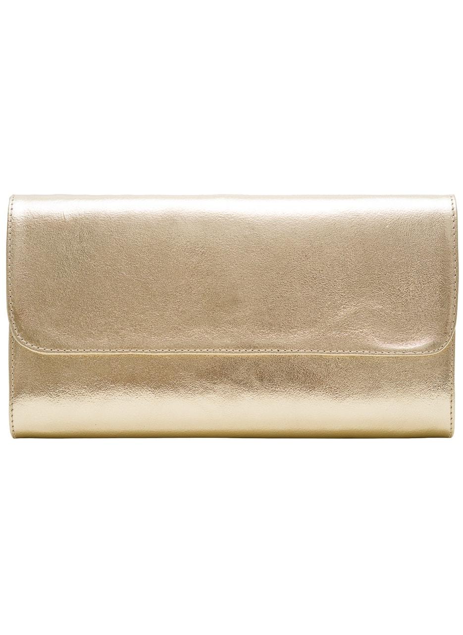 7e17fe21d8 Glamadise.sk - Dámska elegantná malá kabelka s Retiazka - zlatá ...