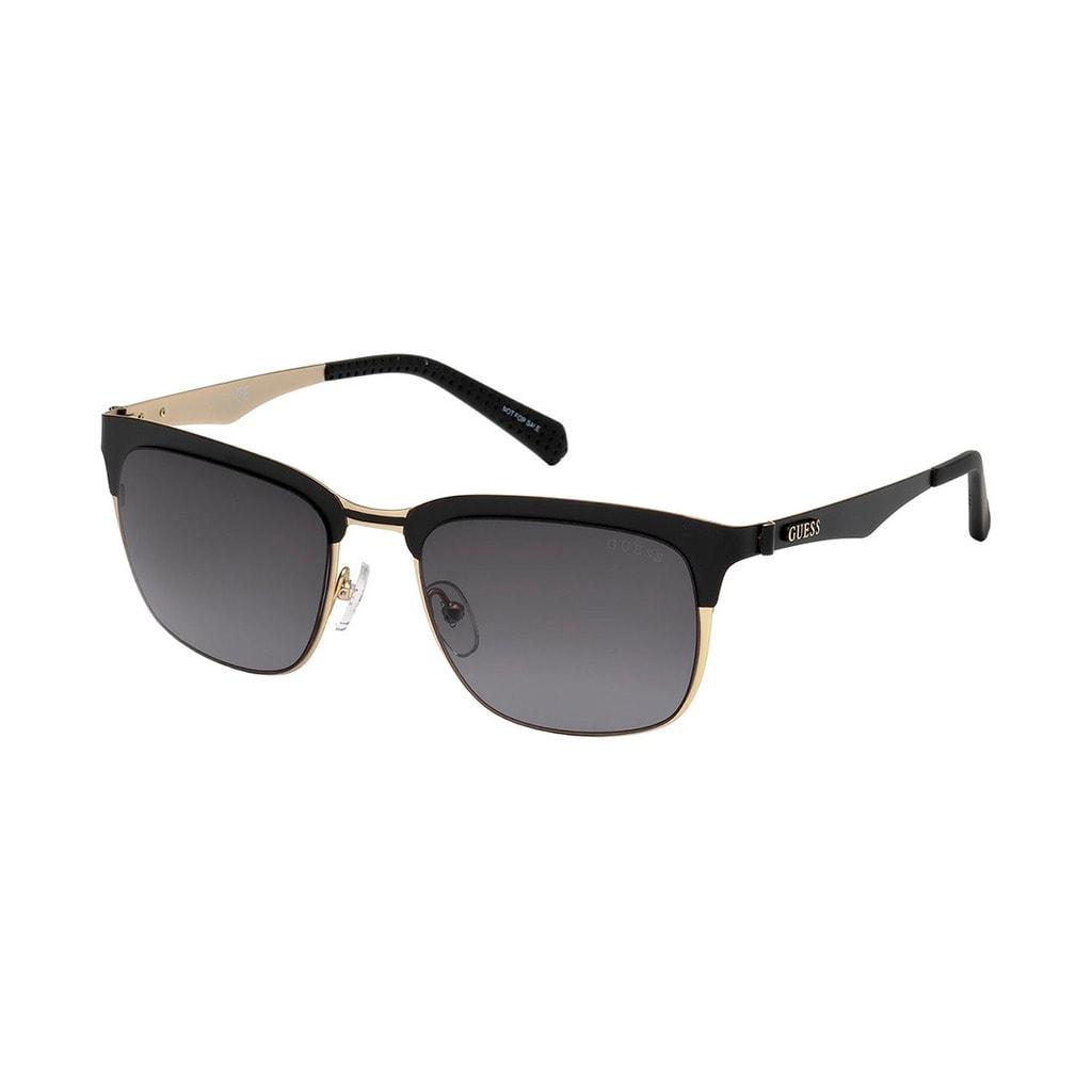 a738e1f73 Glamadise.sk - Guess dámské sluneční brýle černo-zlaté - Guess ...