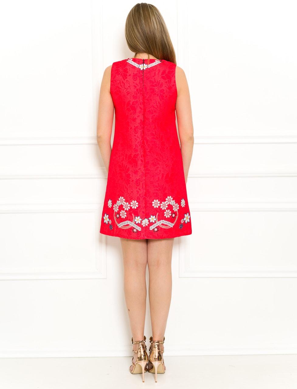 fc0eebfda72a Exkluzivní šaty Queen of love červené - Glamorous by Glam - Šaty ...