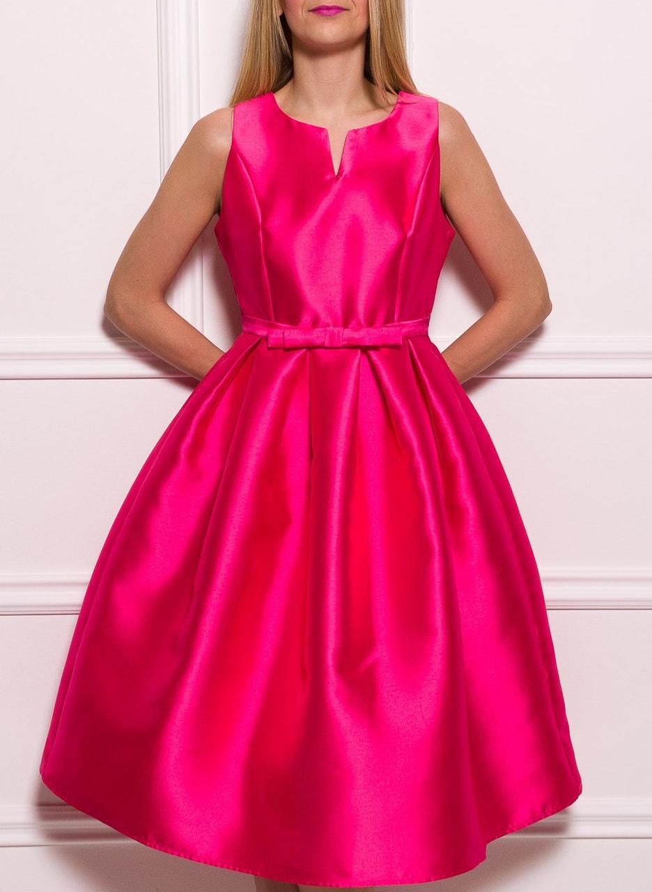 83f7f2588a Glamadise.hu Fashion paradise - Női A-vonalú ruha Due Linee ...