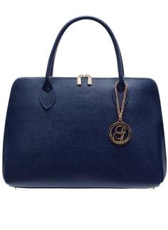 0af8e6398 Dámská kožená kabelka ze safiánové kůže - světle béžová - Glamorous ...