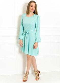 c9835e7eda40 Glamadise.sk - Saténové letní šaty královsky modré - Glamorous by ...