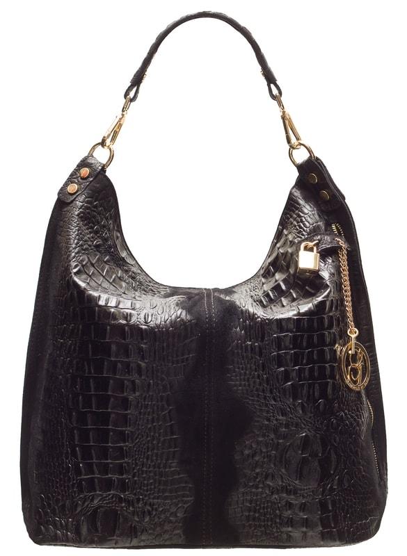 8a72196ec Glamadise - Italian fashion paradise - Real leather shoulder bag ...