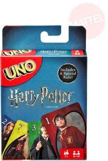 Hra Uno karty Harry Potter