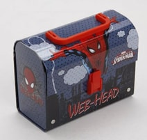 Kufříček Spiderman Web-Head