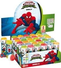 Bublifuk Spider-man 60ml