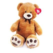 Medveď s veľkým péro
