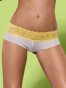 Kalhotky a tanga Lacea shorties a thong duo pack