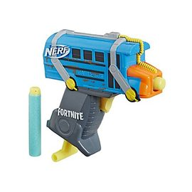 Nerf Microshots Fortinte Battle Bus