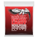 2210 Ernie Ball Extra Light Electric Nickel Wound .010 - .050 w/ wound G struny na elektrickou kytaru