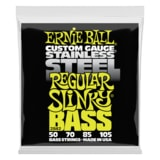 2842 Ernie Ball Stainless Steel Regular Slinky Bass .050 - .105