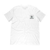 4832 Ernie Ball Music Man Vintage Logo White T-Shirt LG triko
