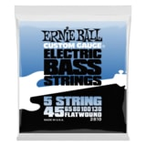 2810 Ernie Ball Flatwound Bass 5-string .045 - .130