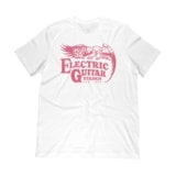 4868 Ernie Ball 62 Electric Guitar T-Shirt LG triko