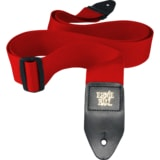 4040 Ernie Ball Red Polypro Strap