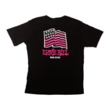 4881 Ernie Ball USA Ball End Flag T-Shirt SM triko