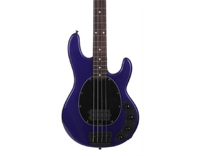 MusicMan Stingray 4 Special H - Firemist Purple - Black pickguard - matný hardware