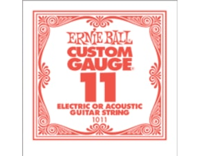 1011 .011 Electric Plain Single String