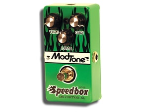 Modtone Effects USA Speedbox Distortion