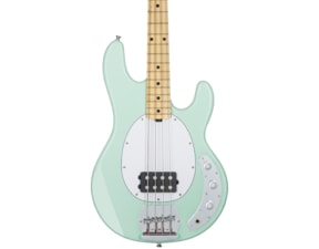 Sterling by MusicMan SUB Ray4 Mint Green - Mátově zelená