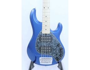 MusicMan StingRay 5 Special HH - Blue Pearl - Maple hmatník - Blackpearl Pickgurad