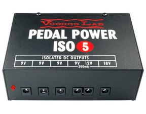 Voodoolab Pedal Power ISO 5