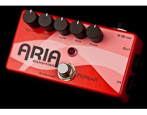 Pigtronix Aria Distortion