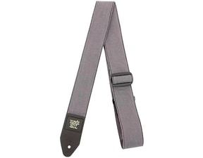 Ernie Ball 4057 Denim Strap SLATE WASH GREY DENIM - LIMITED EDITION