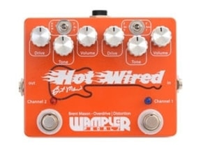 Wampler Hot Wired 2
