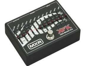 Dunlop MXR KFK1 Kerry King 10 - Band Equalizer - kytarový efekt