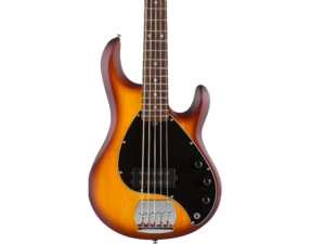 Sterling by MusicMan SUB Ray5 Honeyburst Satin, Rosewood Fretboard