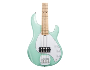 Sterling by MusicMan SUB StingRay5 Mint Green - Mátově zelená