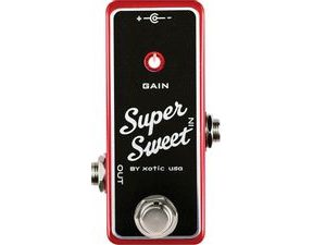 XOTIC Effects Super Sweet - Booster