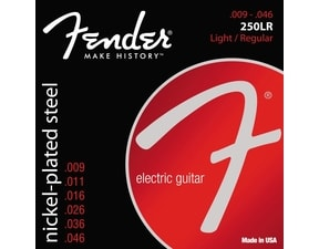 Fender 250LR Light Regular / 9 - 46 / struny