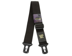 4056 Ernie Ball Polylock Strap Black