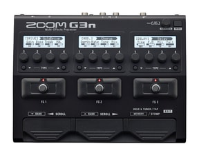 Zoom G3n Multi-Effects Processor - kytarový multiefekt
