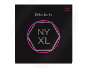 D´Addario NYXL0942 Nickel Wound Electric Super Light .09-.042 struny na elektrickou kytaru