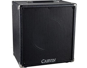 "Carvin 112V-30 Box 1x12"" Celestion V30 Speaker 100W"