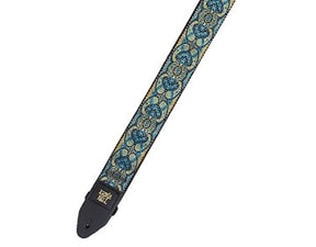 4098 Ernie Ball Polypro Strap - Imperial Paisley