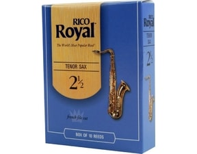 Rico Royal Tenor Sax - tvrdost 2 1/2  / 10ks /