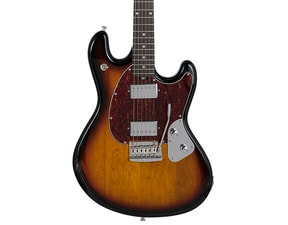 Sterling by Music Man StingRay Guitar - Sunburst - elektrická kytara
