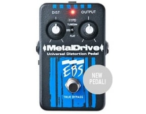 EBS MetalDriver Distortion