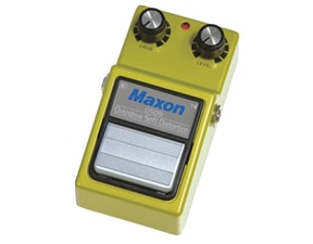 Maxon Nine Series - Warm Overdriver Soft Distortion OSD9