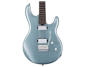 Sterling by MusicMan Steve Lukather LK100 HH,  Active  EQ, Push-Push Volume, Roasted Maple Neck, Luke Blue, GigBag