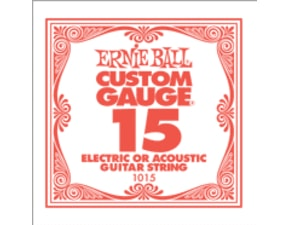 1015 .015 Electric Plain Single String