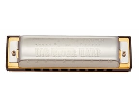 Hohner Big River Harp - F Dur