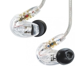 Shure SE215 - CL/EFS - In-Ear sluchátka