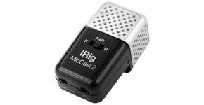 IK MULTIMEDIA iRig Mic Cast 2 - mikrofon pro iPhone/iPod/iPad/Android