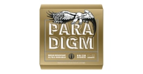 2088 ERNIE BALL PARADIGM LIGHT 80/20 BRONZE .011 -.052  ACOUSTIC GUITAR STRINGS