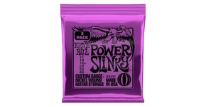 3220 Ernie Ball Power Slinky Nickel Round Wound Electric Guitar Strings 3 Pack